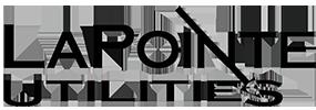 LaPointe Utilities Inc. Logo